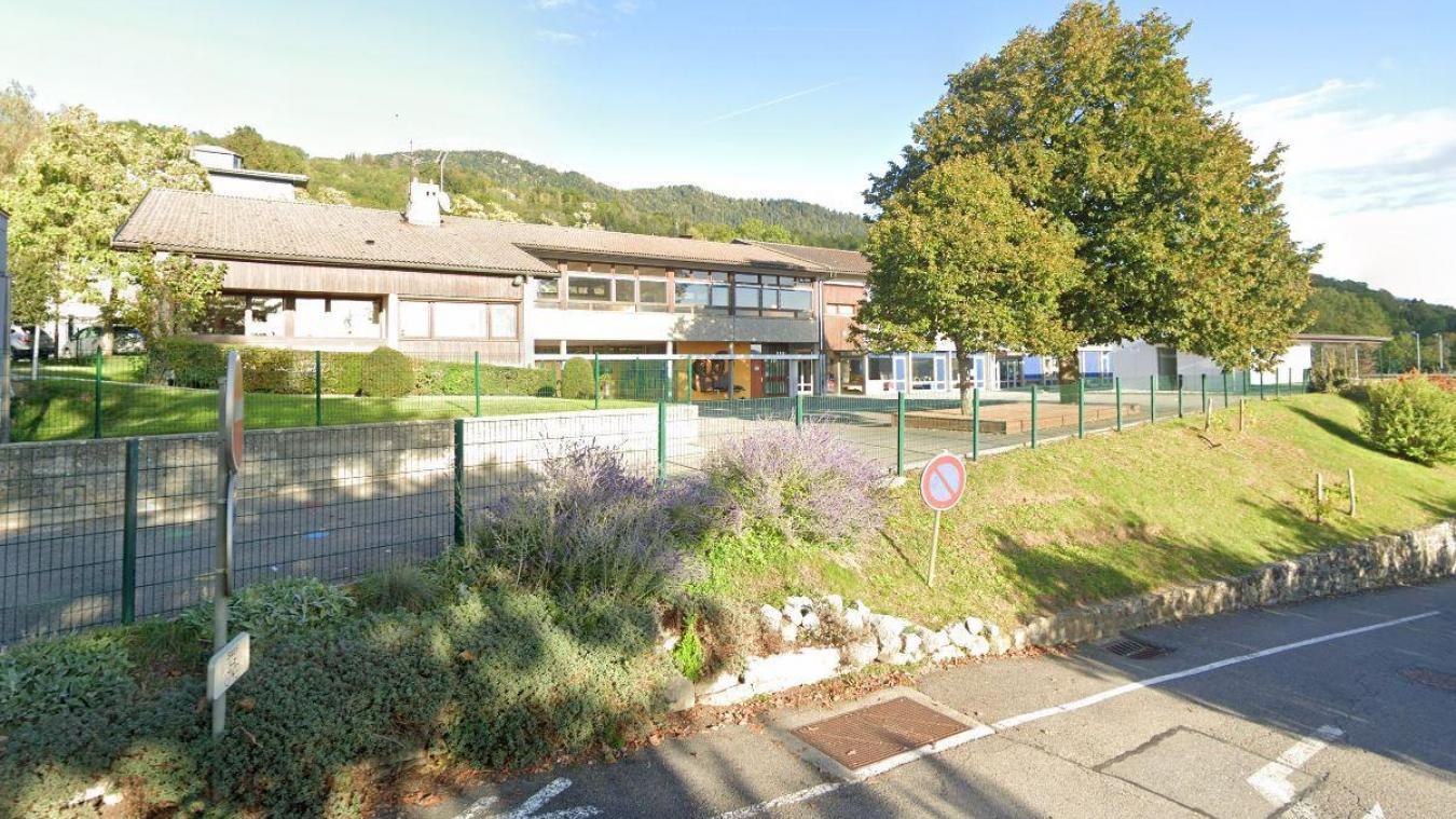 Cas de covid-19 à l'école de Lucinges: tous les enseignants ont été remplacés