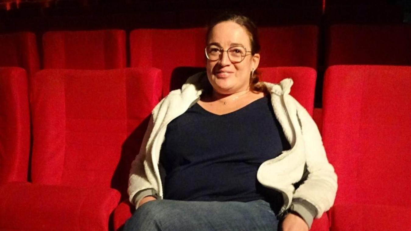 Mélanie Dauverné, nouvelle directrice des Amis du Cinéma.