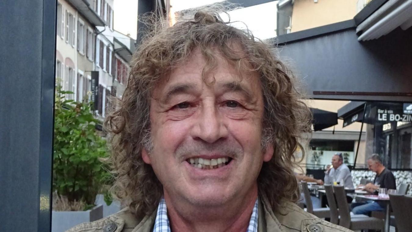 L'interview décalée: Yves Martel, président du Lions Club Albertville Olympique