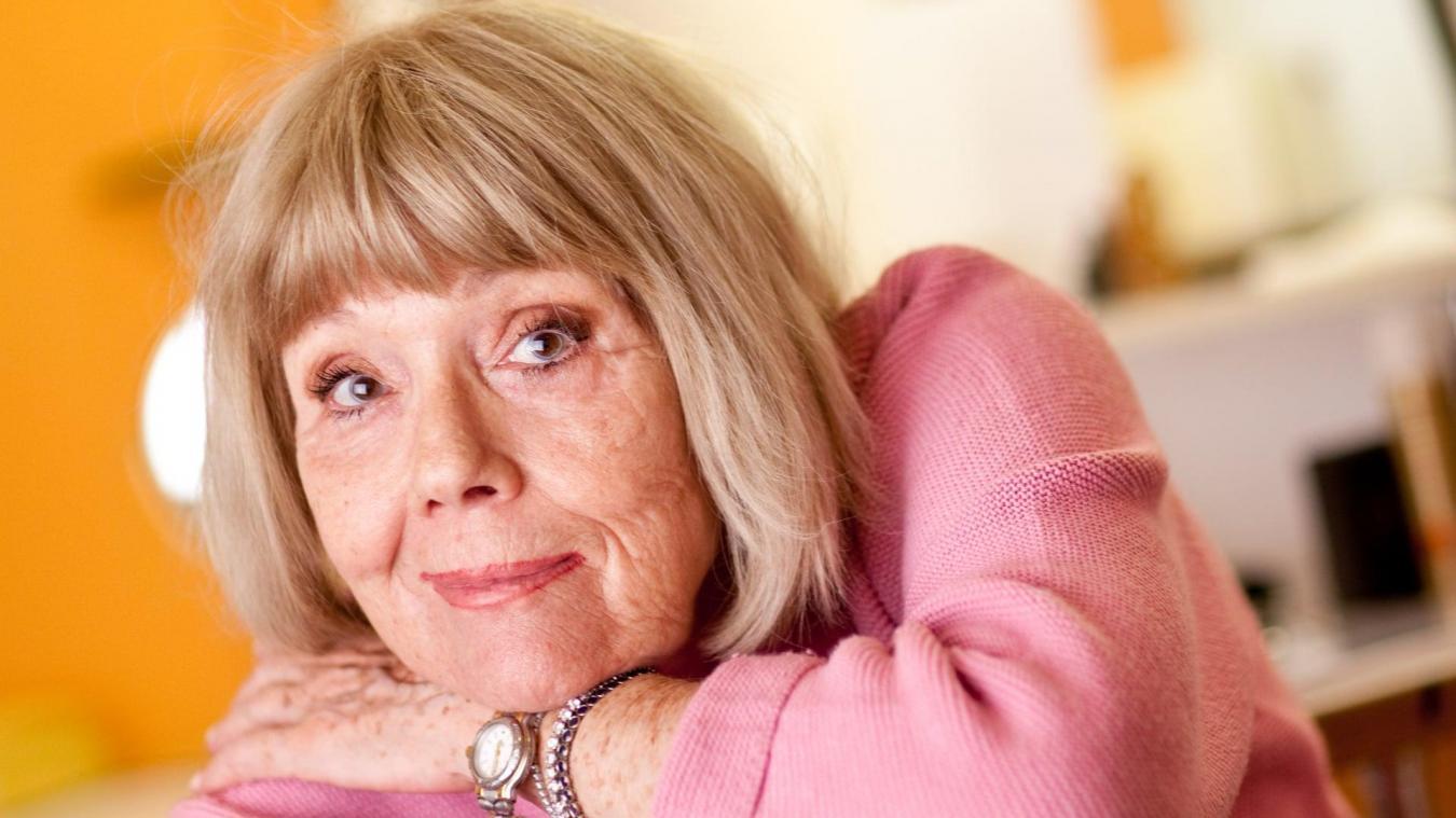 Diana Rigg s'est éteinte à l'âge de 82 ans, jeudi 10 septembre.