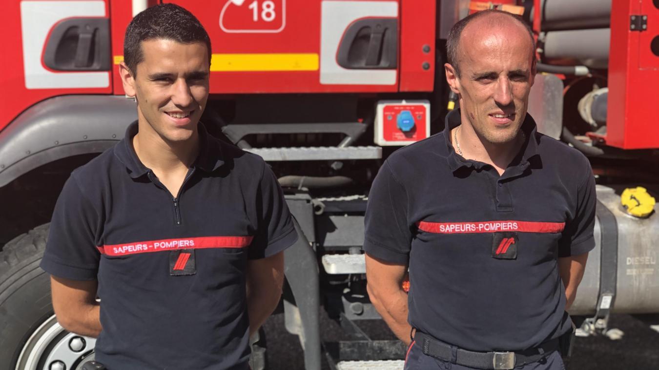 Tristan Piroux et Michaël Roubaud, avec l'ensemble du bureau, vonte s'atteler à restructurer la section locale des JSP.