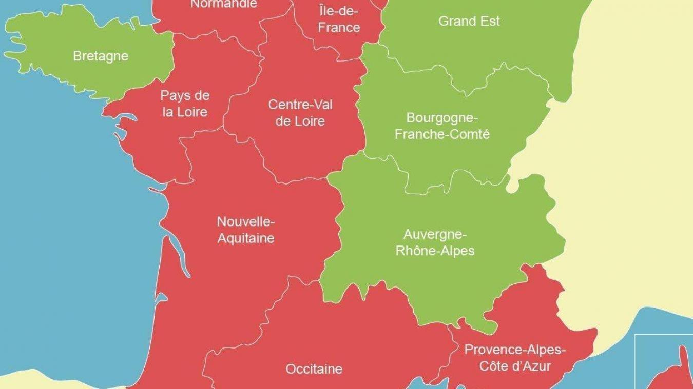 Suisse : régions transfrontalières en zone verte, les élus et le pôle métropolitain rassurés !