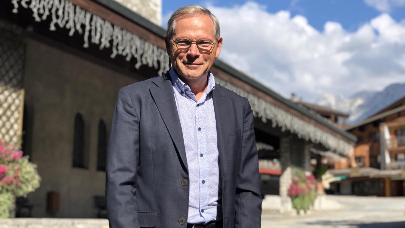 Par le passé, Didier Thévenet a été président de l'office de tourisme de La Clusaz et adjoint au maire Roger Côte.