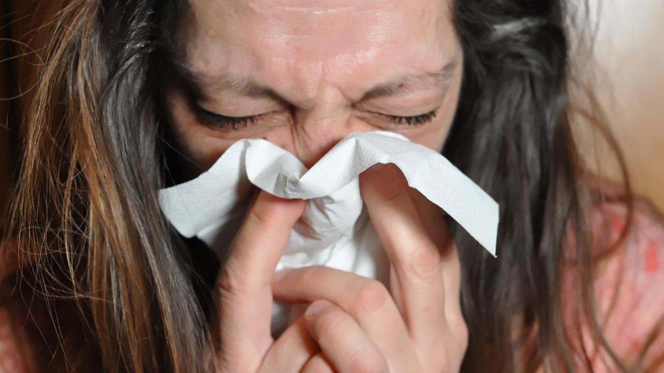 Le nez qui coule, une petite fièvre, et c'est tout un processus qui s'emballe.
