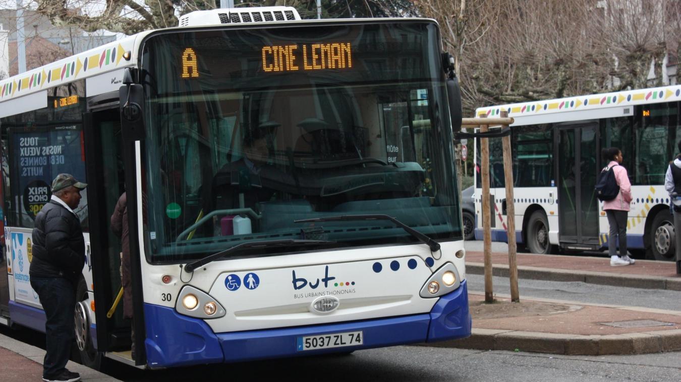 Chablais: des tarifs avantageux pour les transports urbains