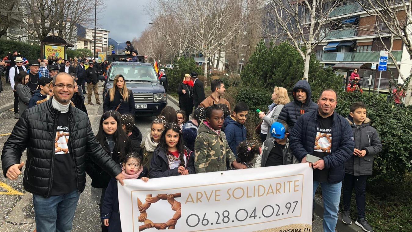 L'association Arve Solidarité souhaite soutenir les populations précaires de Cluses et de ses alentours.