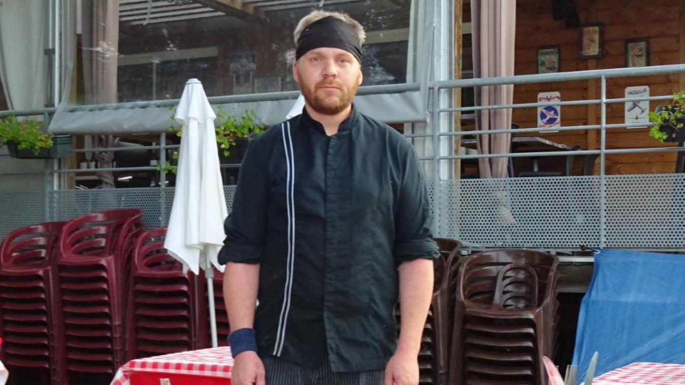 L'interview décalée: Julian Desmazure, chef cuisinier