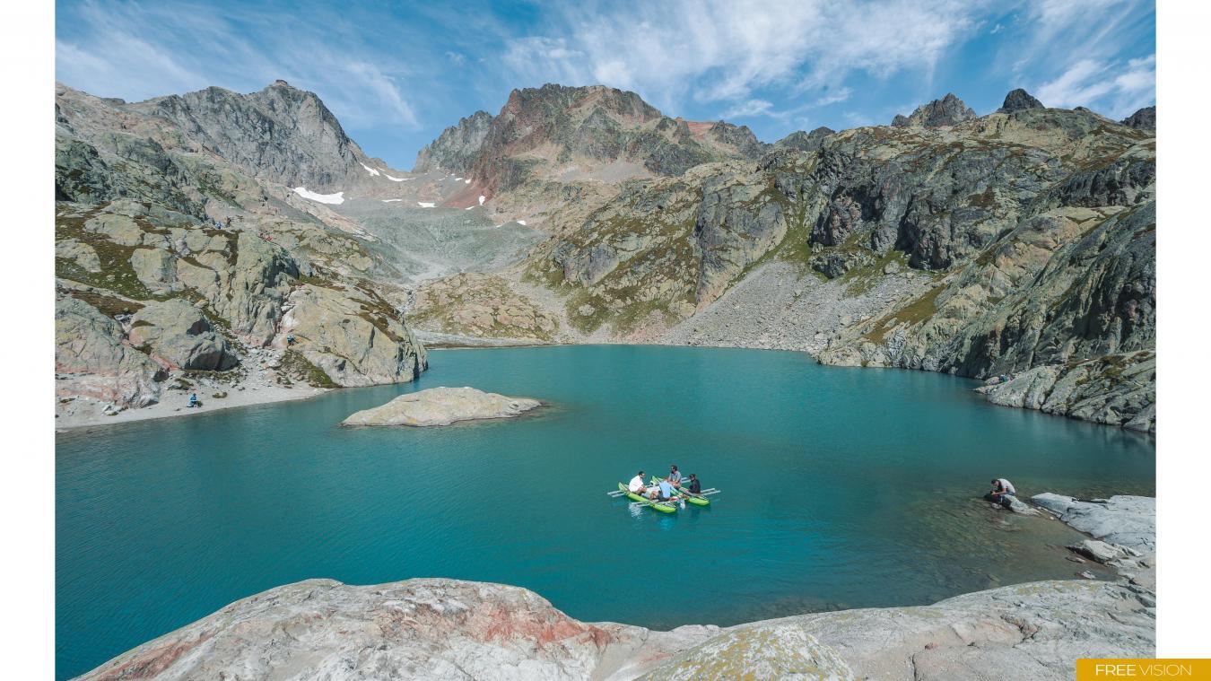Lac Blanc.
