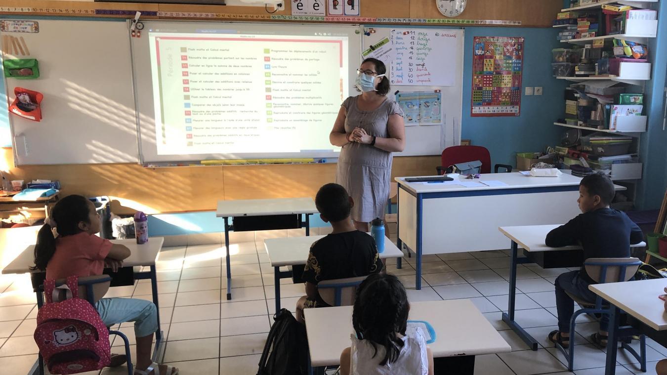 Le protocole sanitaire est désormais assoupli dans les écoles.