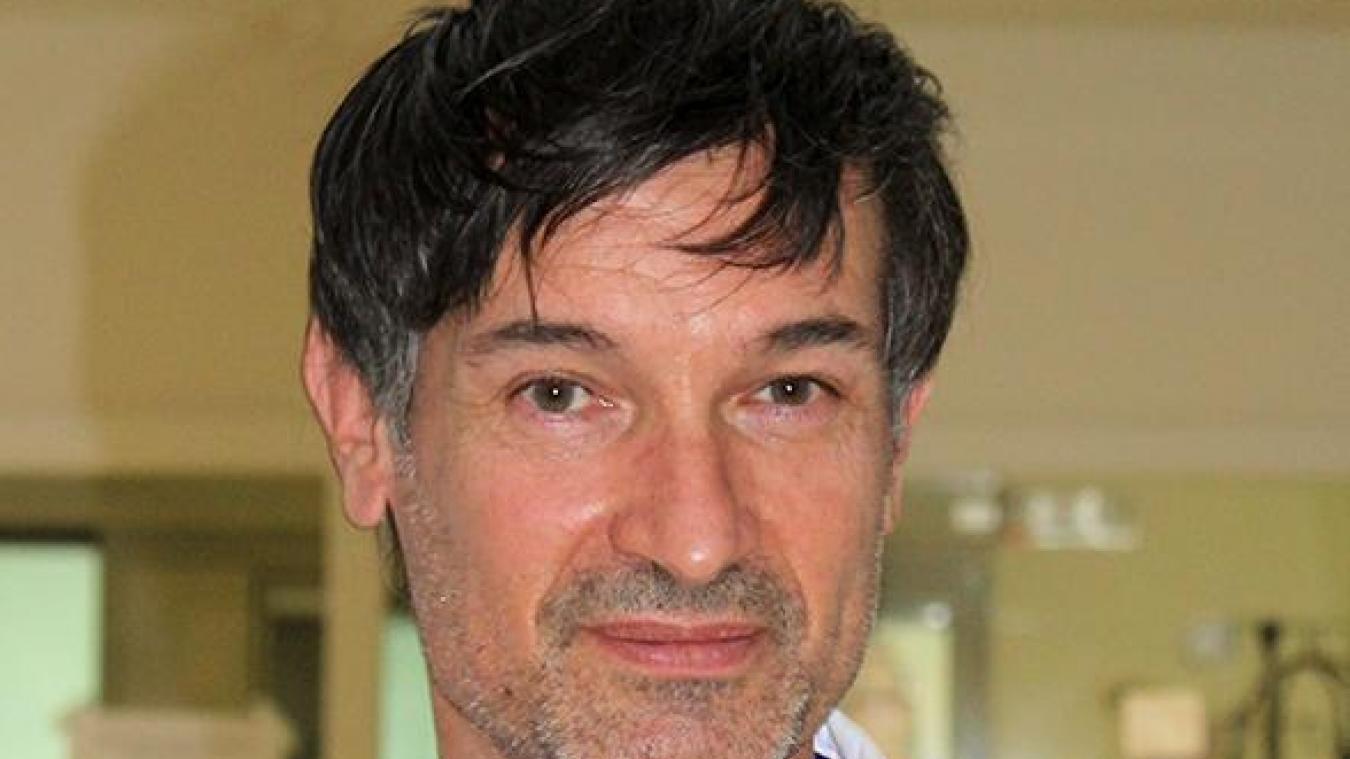 Le docteur Christian Roth est responsable du pôle Soins critiques au CHAL.