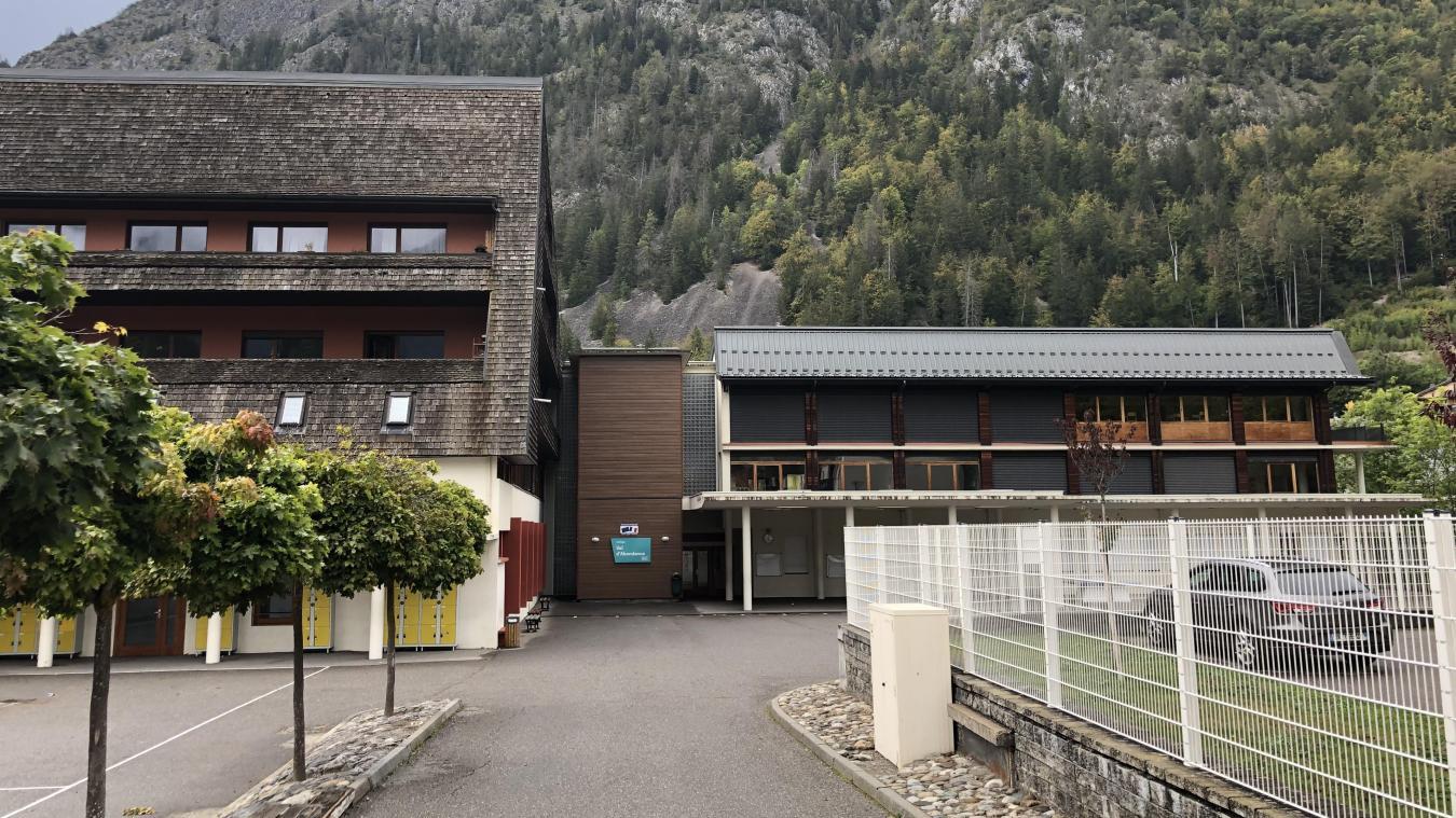 Il manque deux professeurs au collège du Val d'Abondance depuis la rentrée.