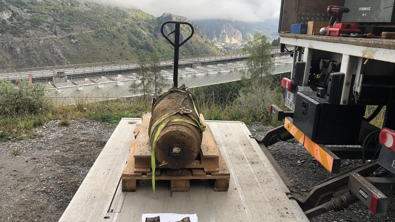 Le tunnel du Fréjus a été fermé pour une opération de déminage mercredi 23 septembre.