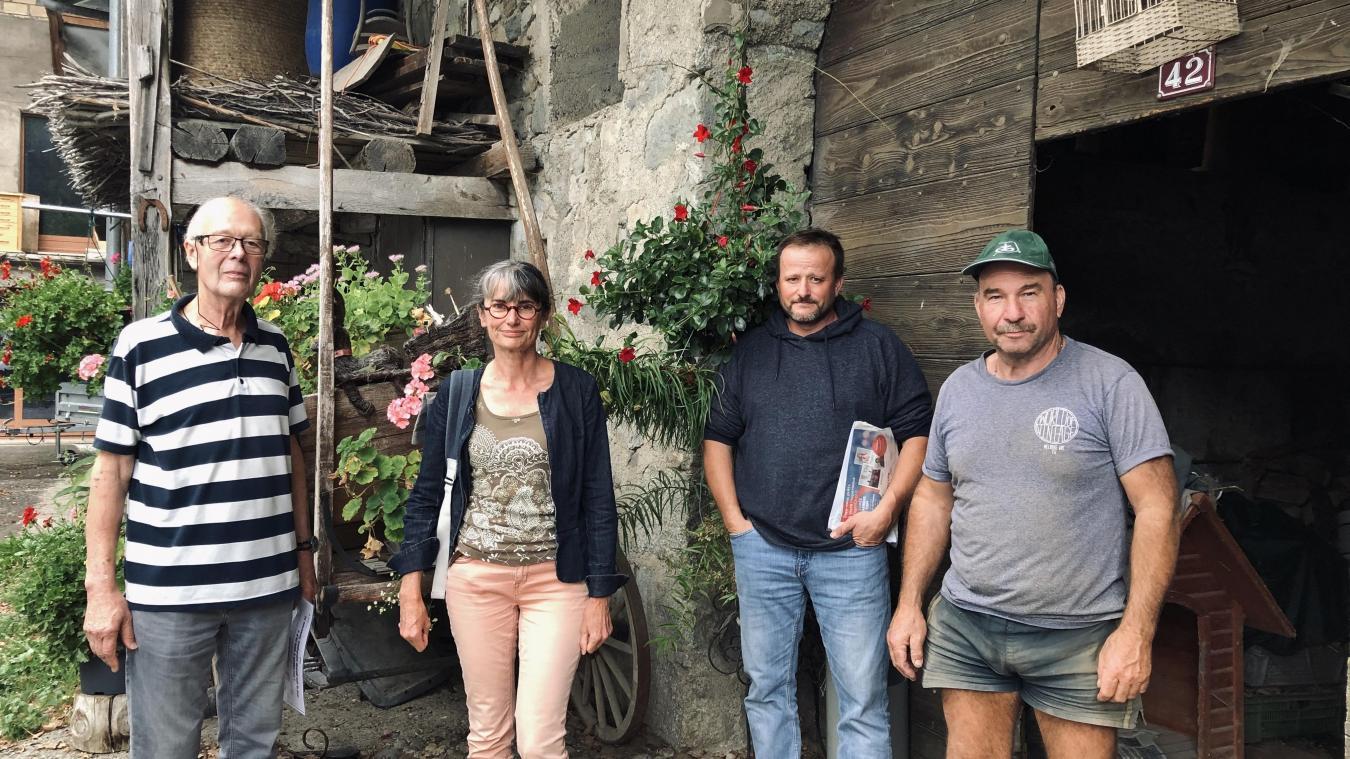 Bernard Tabary, Elisabeth Charmot, Laurent Gosetto et Edouard Roch sont prêts à déposer un recours si nécessaire.