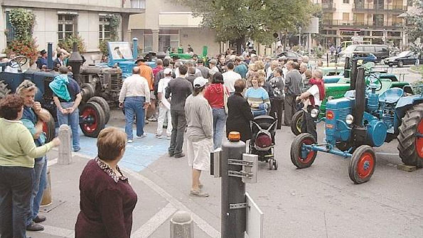 La foire de la Saint-Denis 2020, de La Roche-sur-Foron, est annulée.