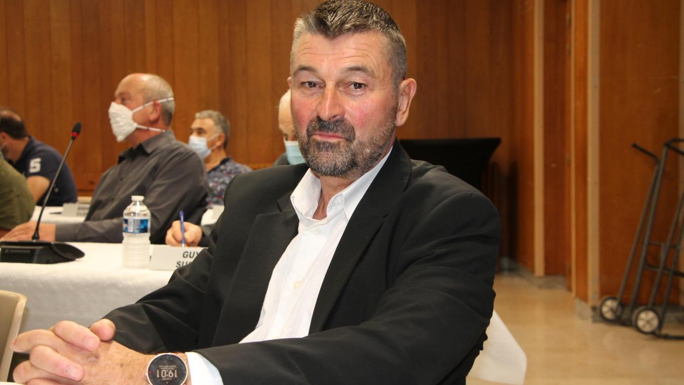Farouche opposant au Sidefage à sa création, Serge Ronzon en devient le président, 30 ans plus tard...