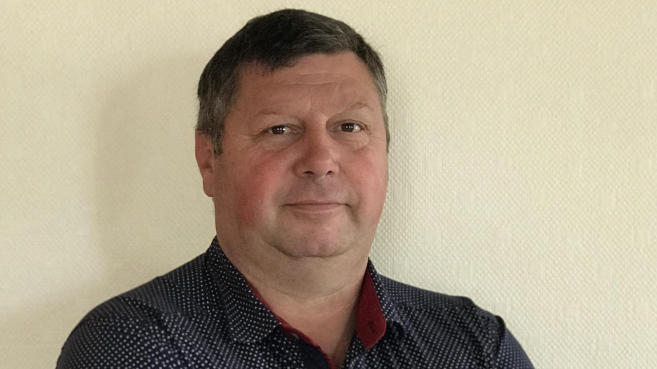 Lionel Perreal est le nouveau maire de la commune de Collonges.