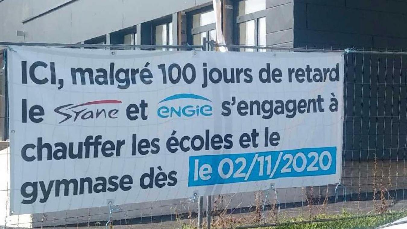 Saint-Jeoire: Engie et le Syane s'engagent à rattraper le retard du chantier de la chaufferie bois