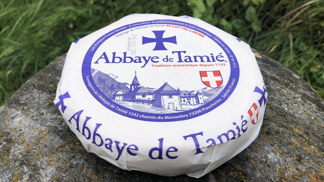 La fromage de l'Abbaye de Tamié est une tradition monastique depuis 1132.