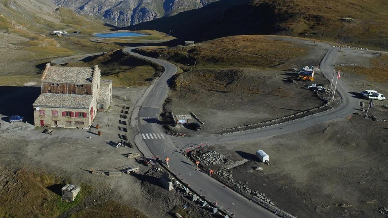 Savoie : fermeture provisoire des grands cols