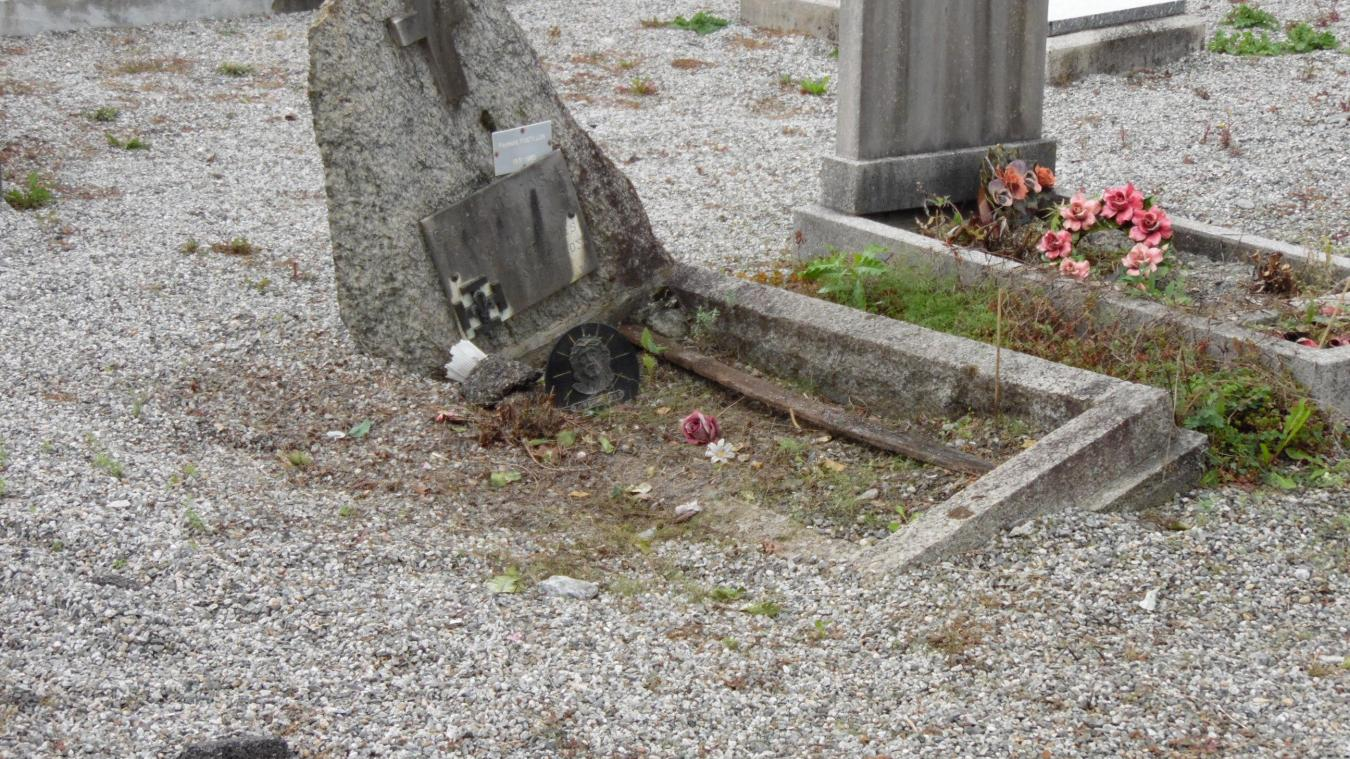 Des cimetières en piteux état à Passy: un héritage dont le nouveau maire se serait bien passé