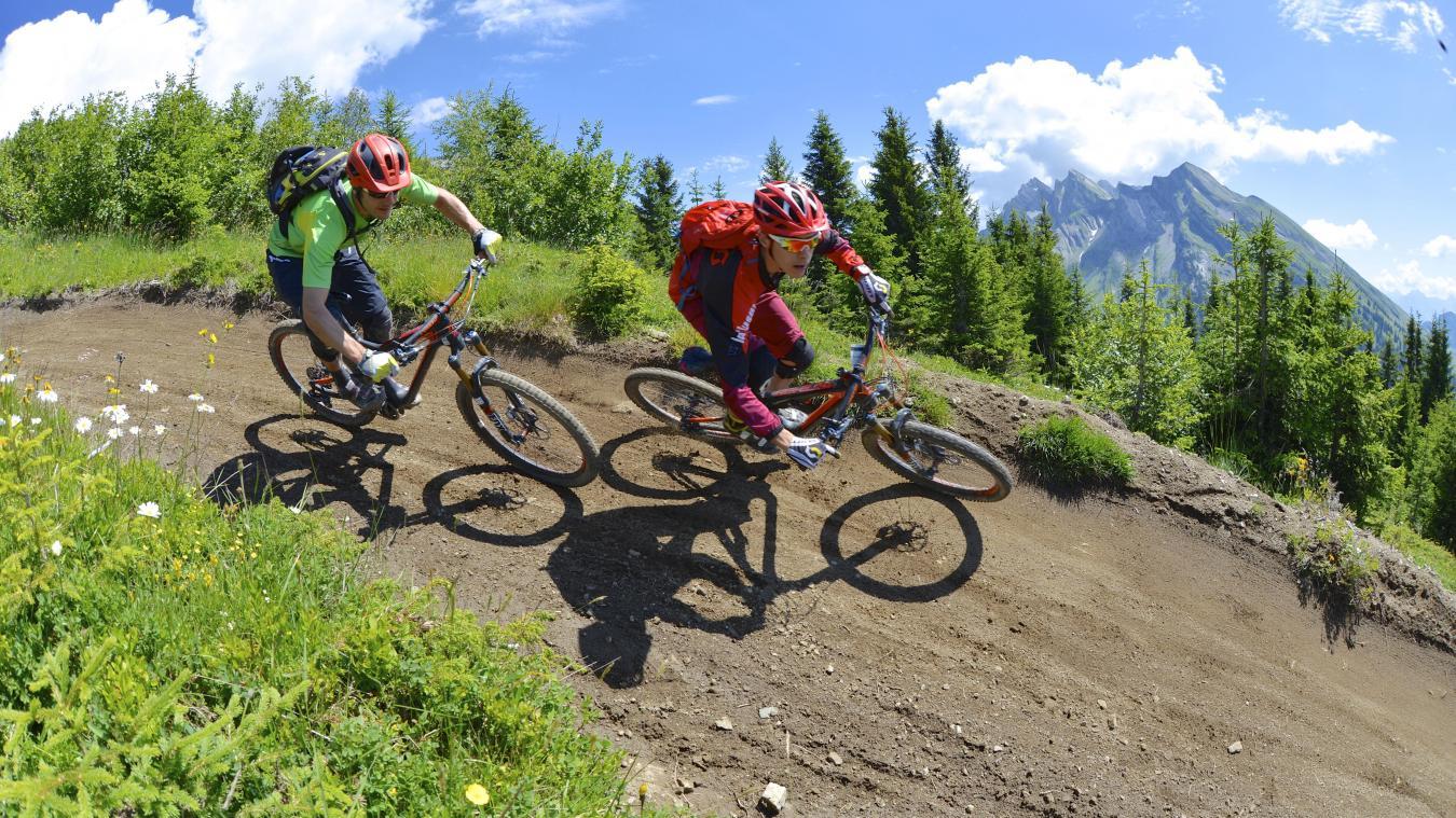Les délégations olympiques pourront par exemple s'entraîner à La Clusaz.