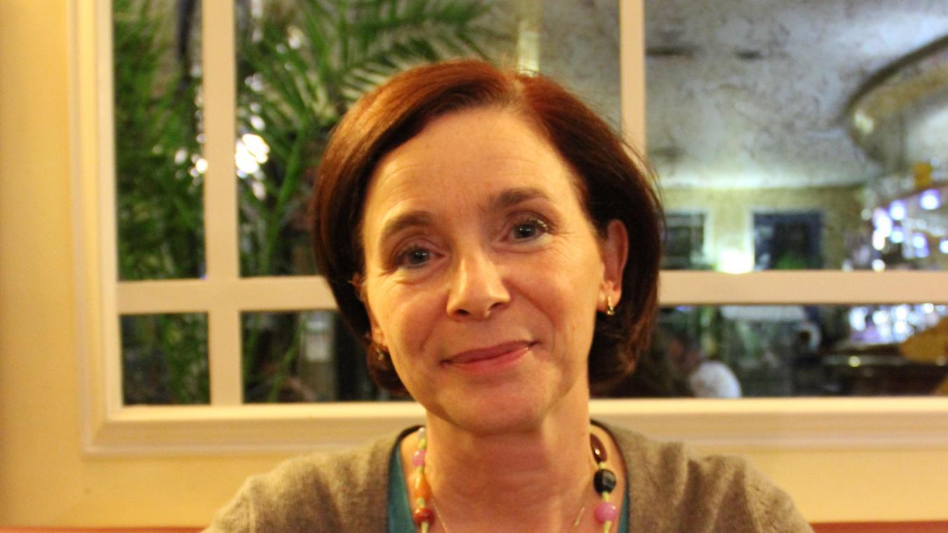 Albertville: Martine Berthet, ambassadrice de Savoie à Paris