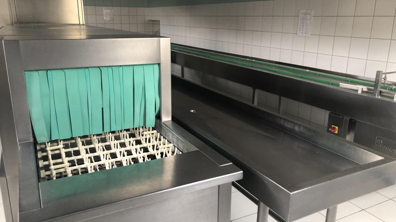 Bellegarde : couverts jetables au restaurant scolaire, toujours d'actualité, mais plus pour longtemps