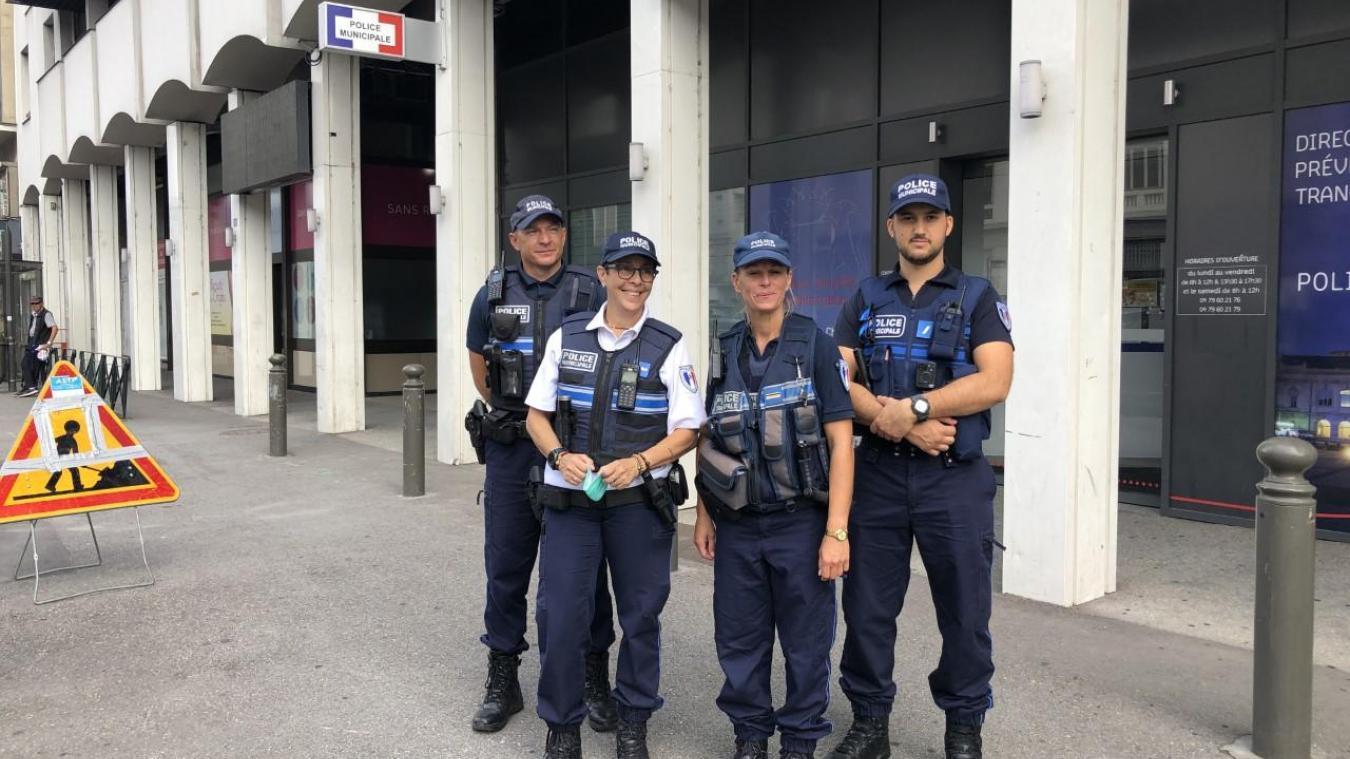Avenue des Ducs, les locaux de la police municipale sont fermés au public. Photo d'archives.