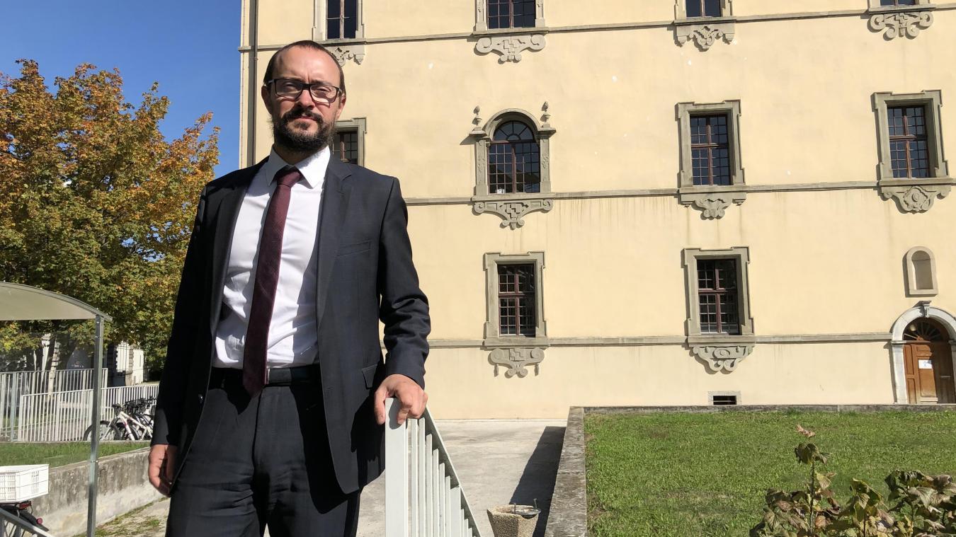 François Bouriaud succède à Philippe Duval-Molinos à la présidence de la juridiction du Chablais et du Genevois au tribunal judiciaire de Thonon-les-Bains.