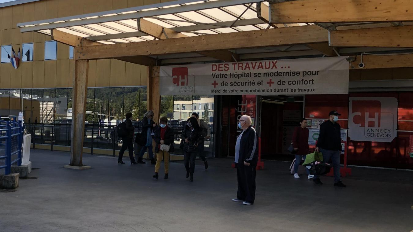 127 patients contaminés sont actuellement hospitalisés dont 17 en service de réanimation.