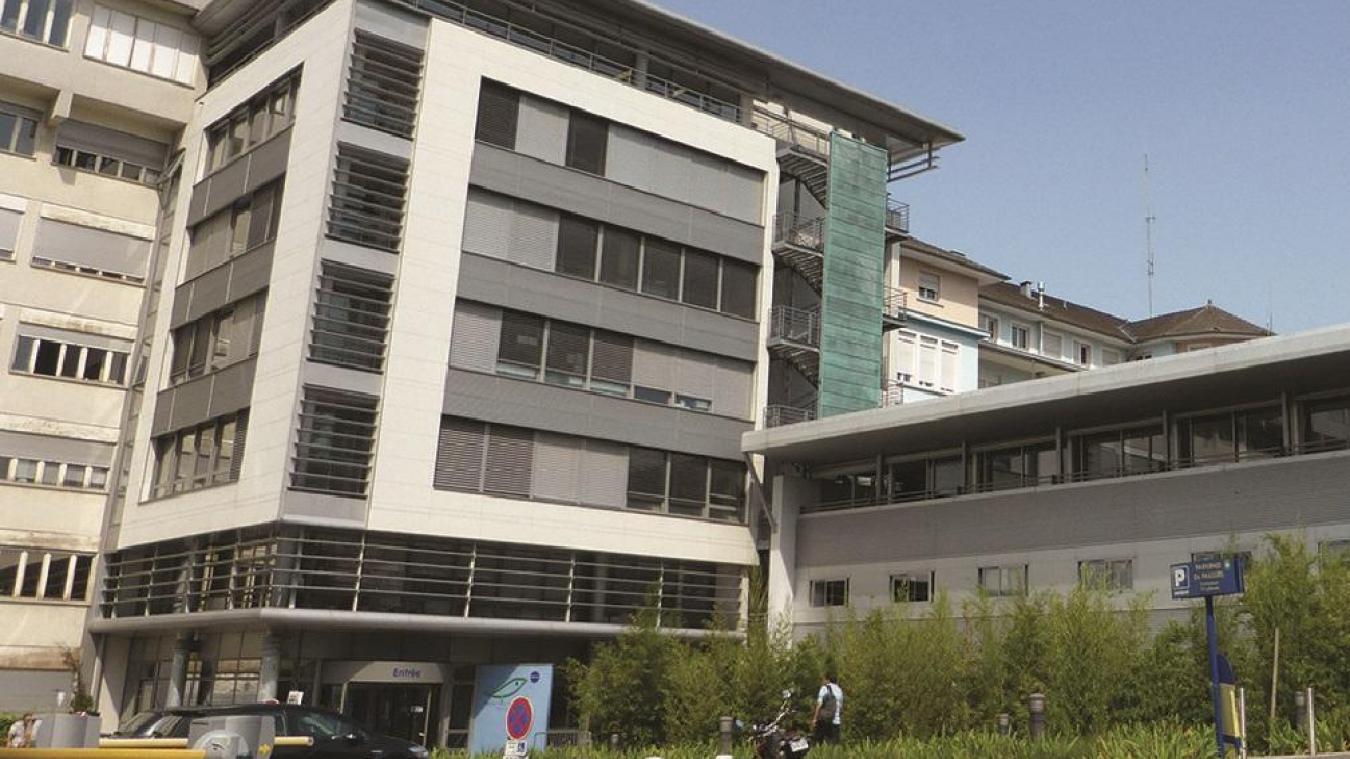 Un habitant de Gex s'en prend au personnel hospitalier de l'hôpital de Saint-Julien.