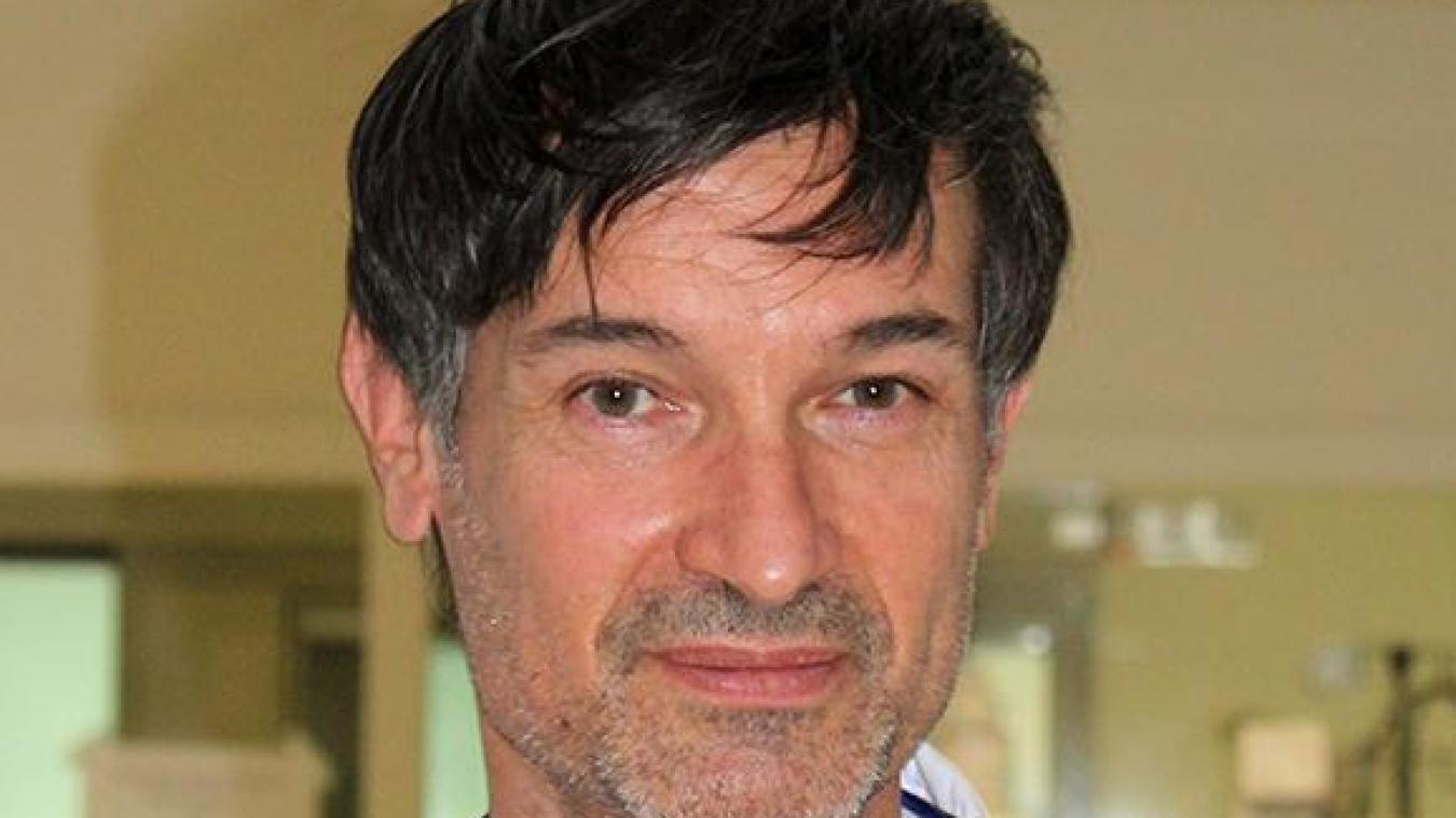 Le docteur Christian Roth, responsable du Pôle Soins Critiques au Centre hospitalier Alpes Léman (CHAL).