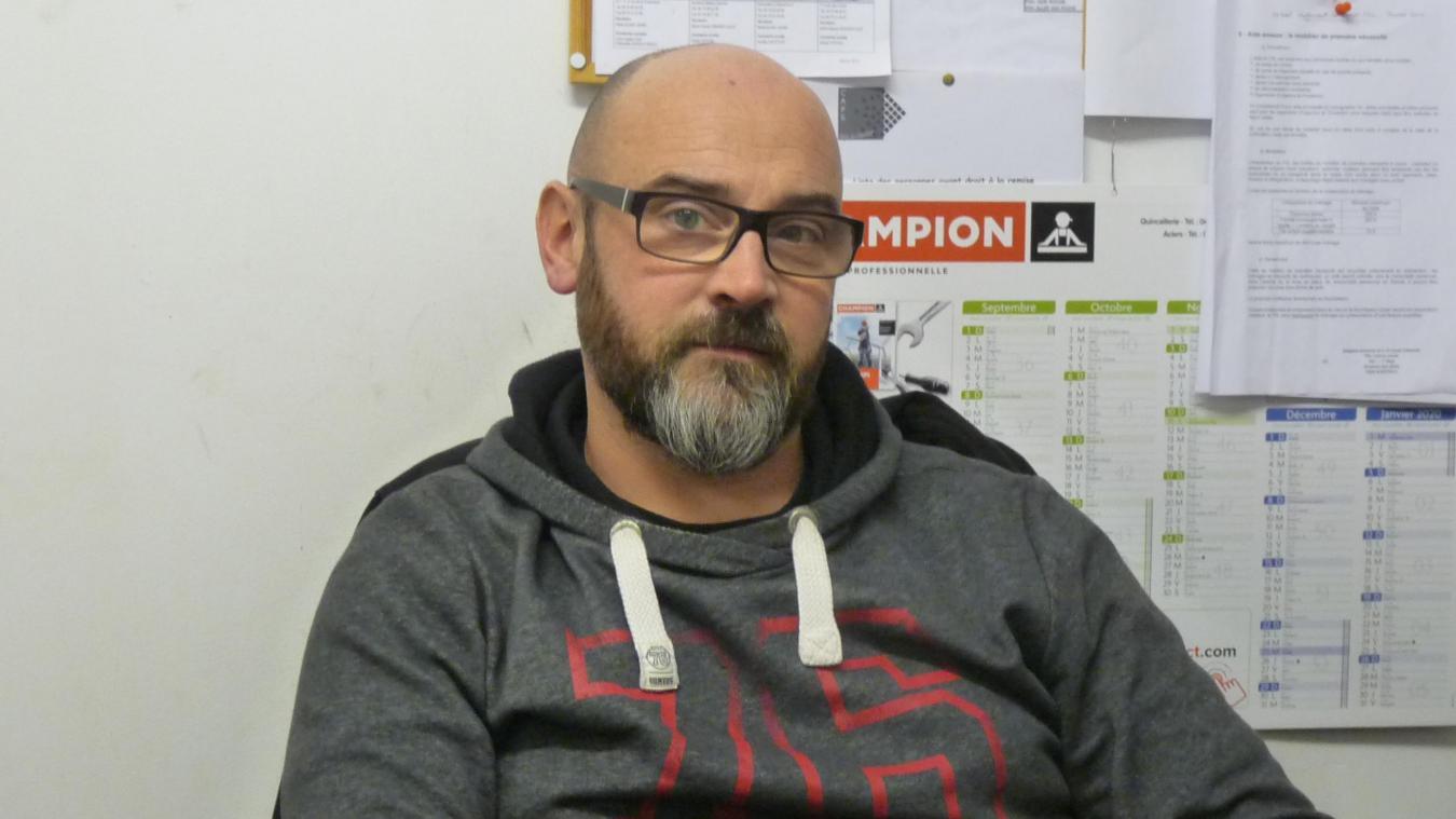 Olivier Poignot, précurseur en 2014 de cette explosion des installations photovoltaïques.