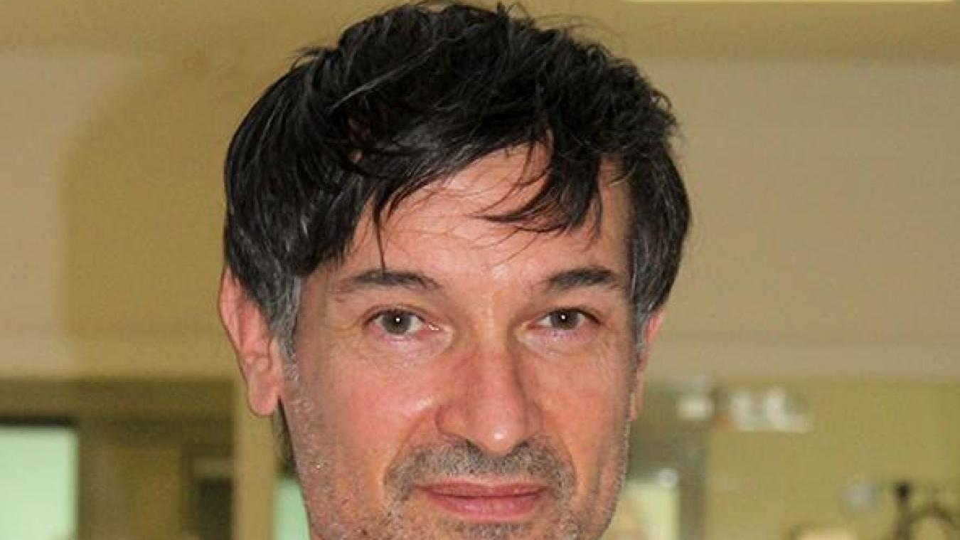 Christian Roth, responsable du pôle Soins critiques au CHAL.