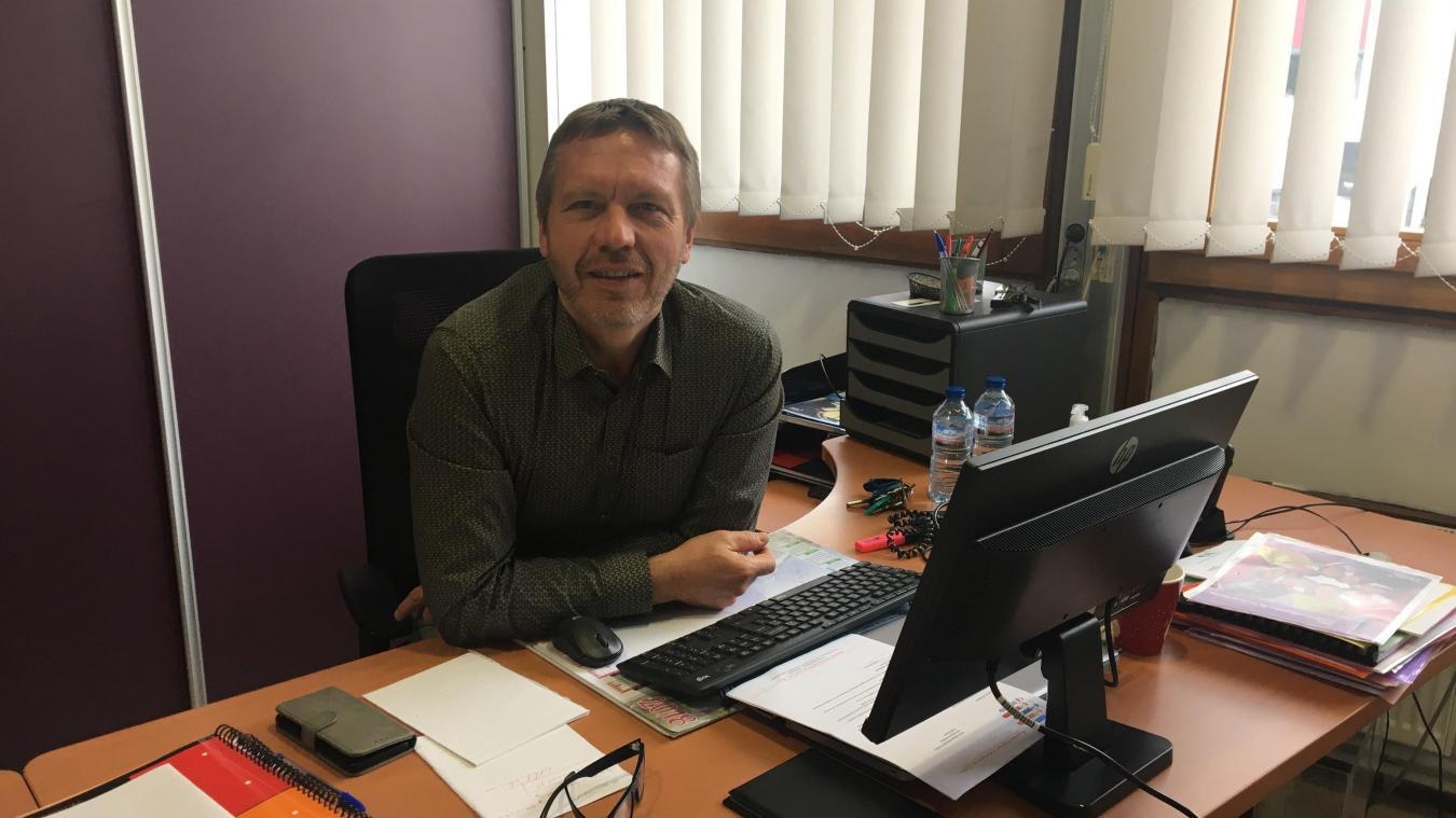 Jean-Christophe Bonnaure tire un bilan positif de ses premiers mois à la tête du collège-lycée Saint Jean Bosco et des établissements supérieurs Les Cordeliers