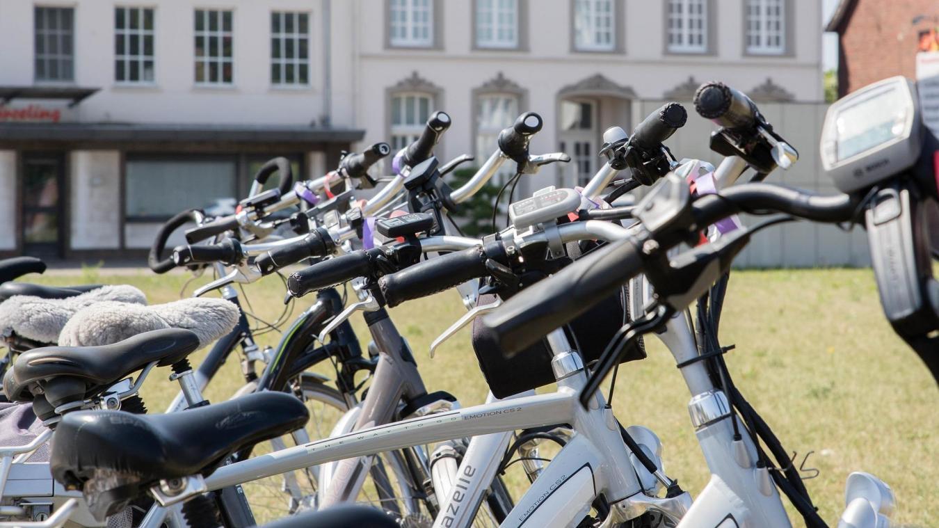 Les escrocs présumés ont ciblé des vélos de valeur.