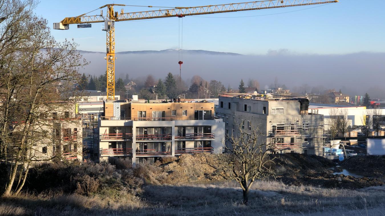 Selon les calculs d'Action Logement et de la DDT 74, il manquerait 400 à 500 logements par an pour répondre aux besoins en Haute-Savoie.