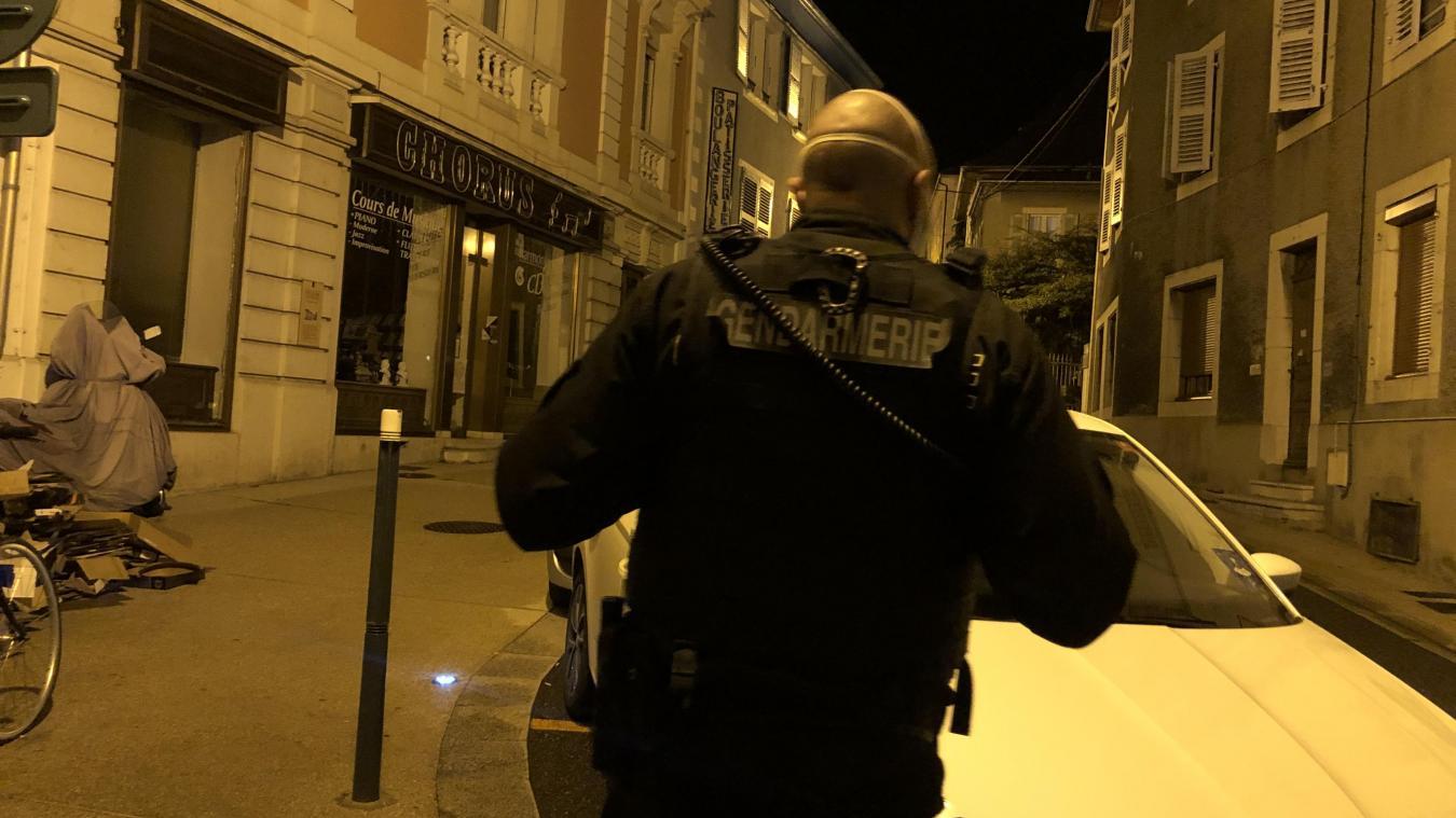 La priorité des gendarmes du PSIG, c'est le terrain, l'intervention, la lutte contre le cambriolage...