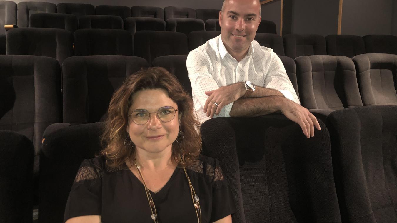 Sandra Laurent Ségui et Grégory Belmonte pour Valserhône  ; Casimir Miguelez pour Nantua.