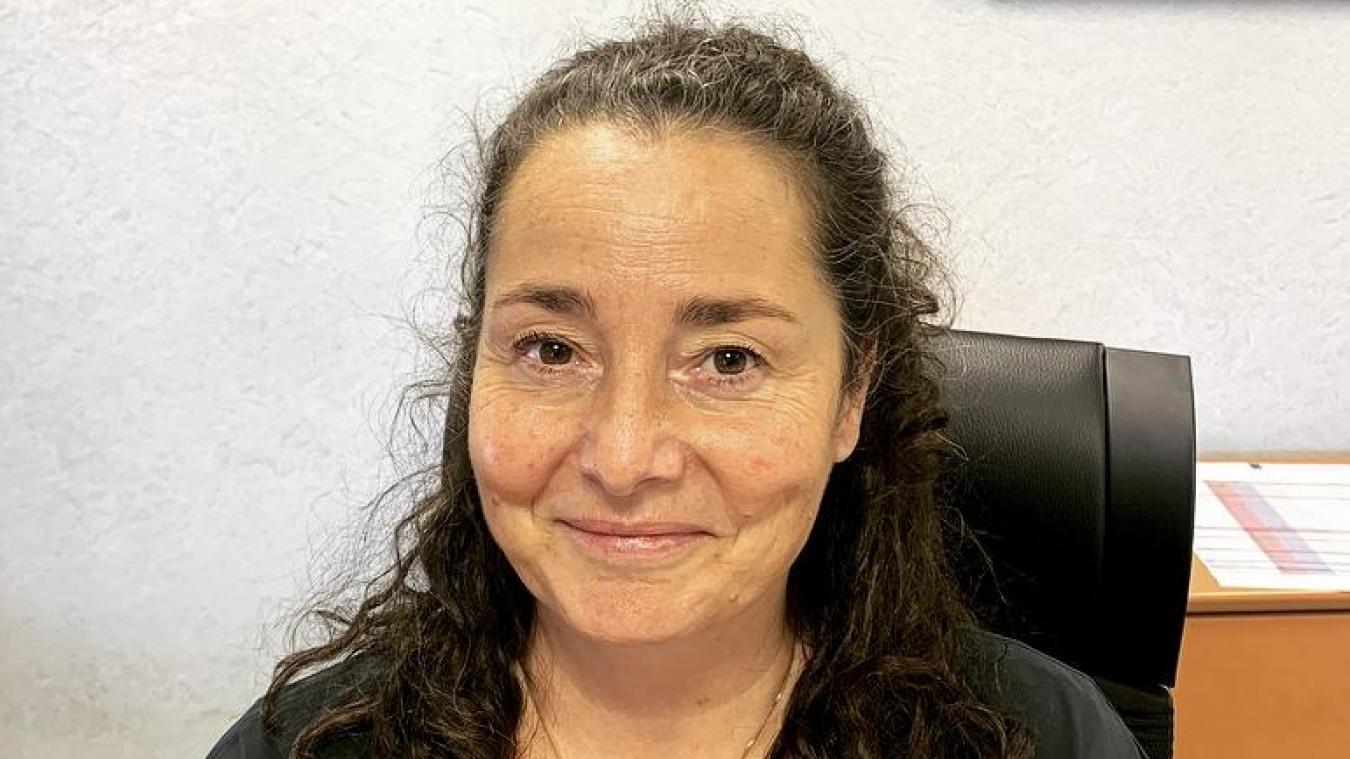 Stéphanie Lagreze est la directrice déléguée du centre hospitalier du Pays de Gex.