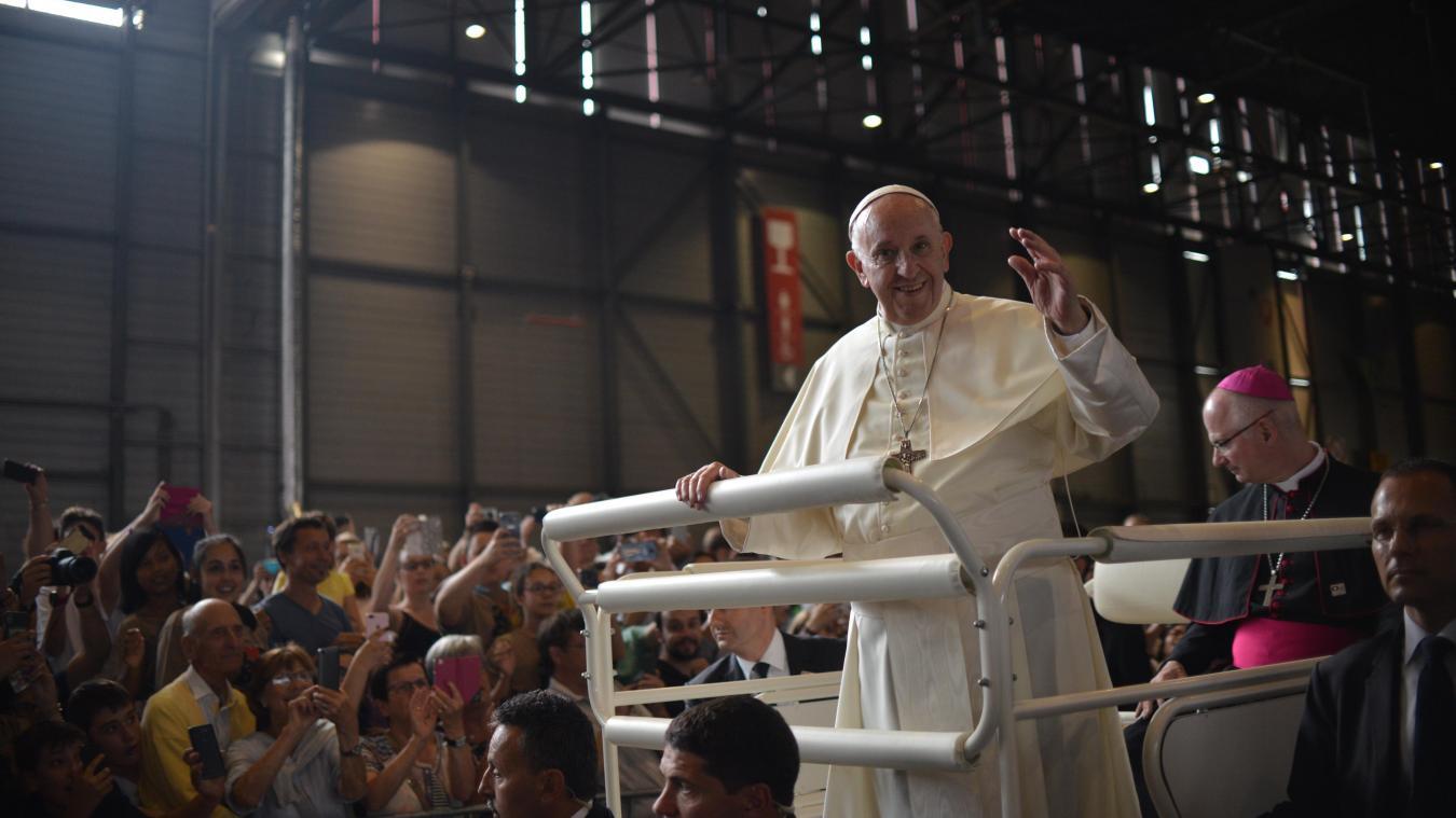 Le pape François s'est déclaré en faveur d'une union civile de spersonnes homosexuelles.