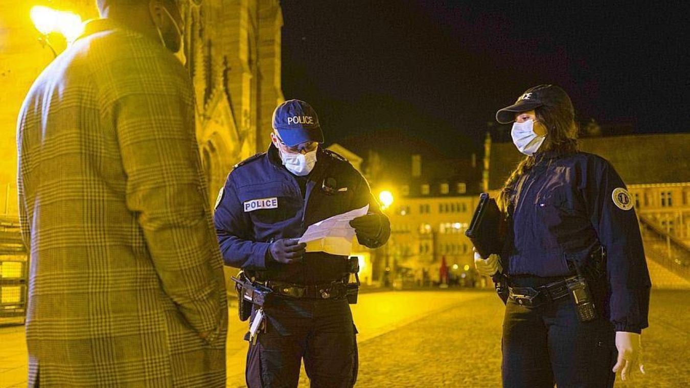 Le premier ministre Jean Castex a annoncé l'extension du couvre-feu jeudi 22 octobre.
