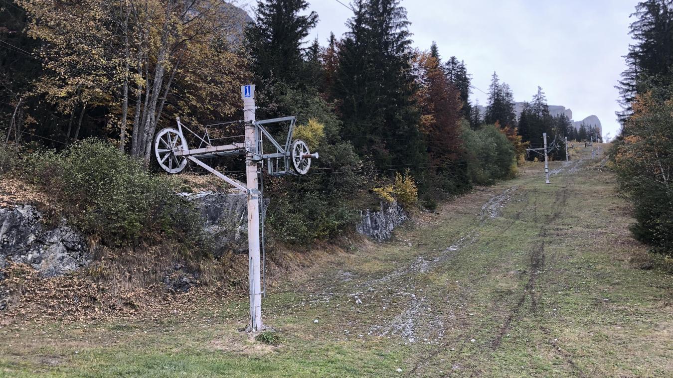 Les actuels téléskis seront remplacés par un télésiège jusqu'à Barmus.