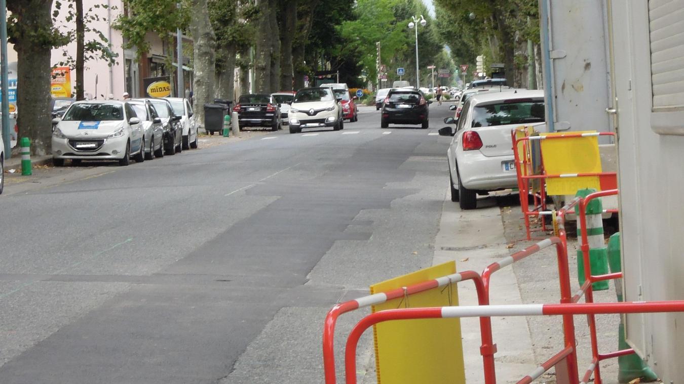 Annecy : jusqu'à Noël, la circulation dans le secteur de l'avenue de Genève risque d'être un enfer