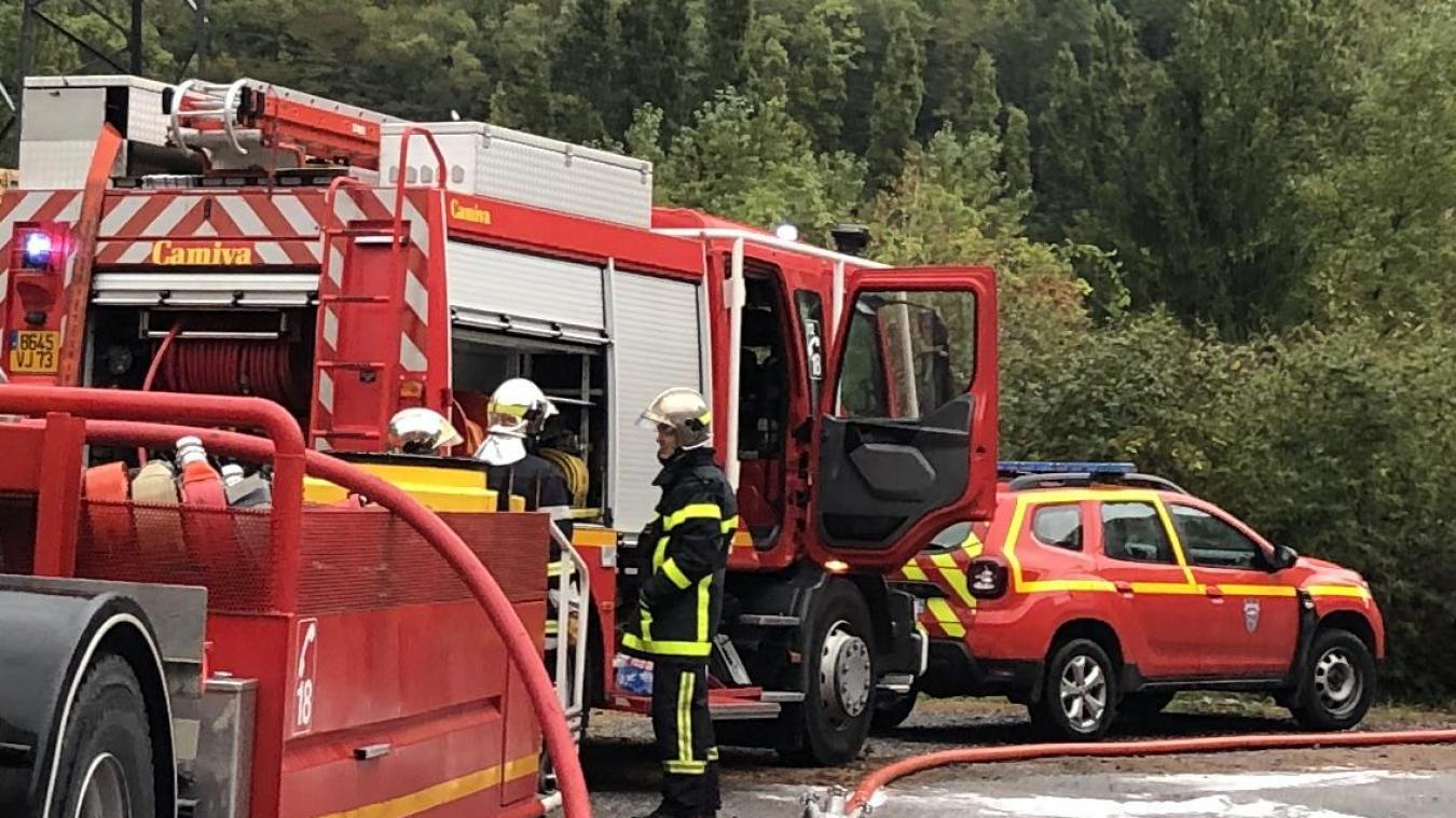 Les pompiers ne veulent pas s'exprimer sur cet épisode et s'en tiennent à leur dépôt de plainte.