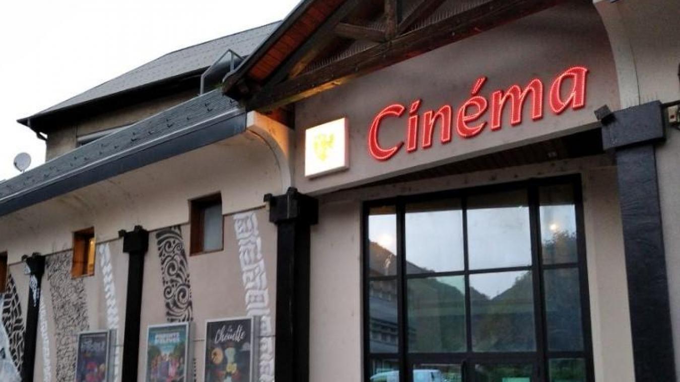 La municipalité tient à l'offre culturelle que propose les Amis du Cinéma au Rex.