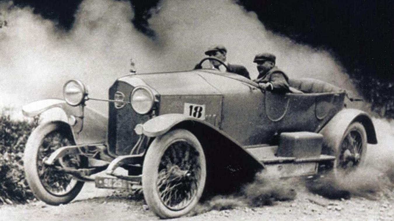 Tant en 1906 que lors des courses organisées sur les routes du massif dès 1912, les voitures genevoises Pic-Pic ont démontré toutes leurs qualités.