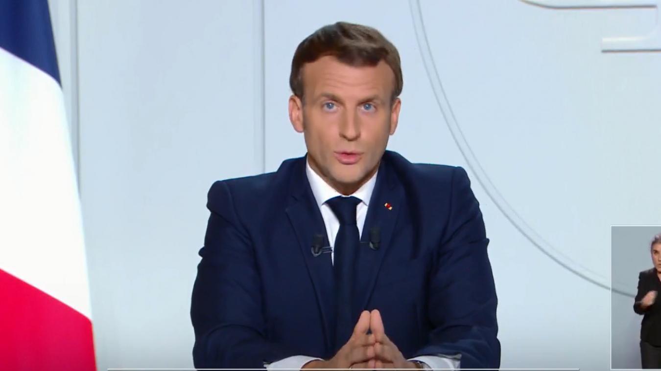 Emmanuel Macron a annoncé mercredi 28 octobre un nouveau confinement généralisé.