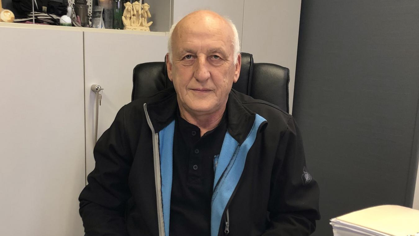 Daniel Savoye est maire de la commune depuis 2008.