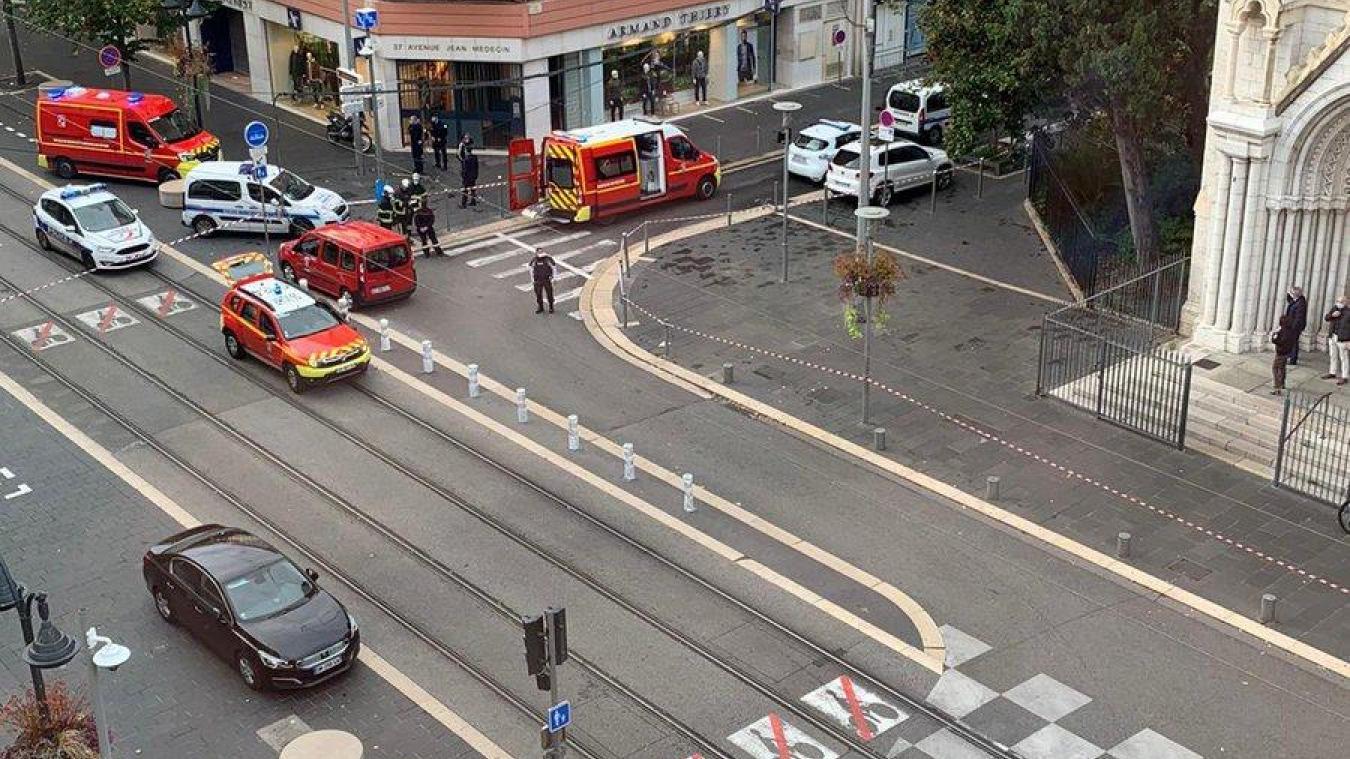 Attentat de Nice : le plan vigipirate porté au niveau urgence attentat